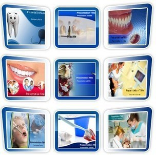 Dental PowerPoint Templates | dental | Scoop.it