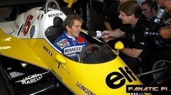 Vidéo GP Monaco 2013 - L'analyse d'Alain Prost... | Auto , mécaniques et sport automobiles | Scoop.it