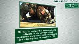 Milpac Technology - We offer software solutions for a wide range of defense companies Video by jean banister on Myspace | Technology | Scoop.it