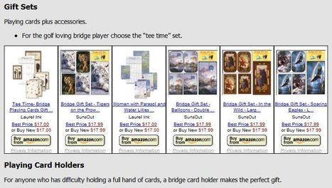 Gifts For Bridge Players « How To Play Bridge | Learn Acol Bridge | Scoop.it