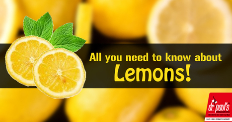 All you need to know about Lemons! | Skin Care | Scoop.it