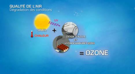 Pollution à l'ozone : alerte cette semaine | Toxique, soyons vigilant ! | Scoop.it