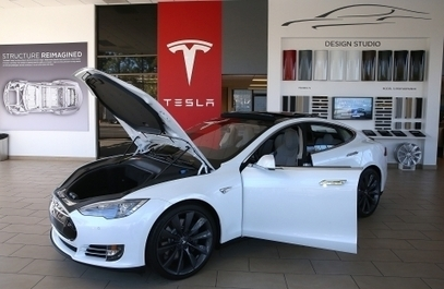 Photo Gallery: American Manufacturing: Through the Eyes of Tesla | IndustryWeek | Manufacturing In the USA Today | Scoop.it