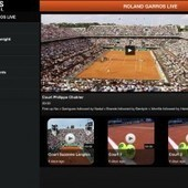 Tennis Channel offering free access on mobile app for French Open - Digital Trends | Tenis99 | Scoop.it