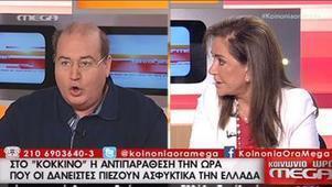 Ντόρα Μπακογιάννη : πρέπει να ζητήσετε συγγνώμη | Politically Incorrect | Scoop.it