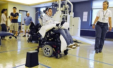 Tongue piercing helps paralysed patients drive wheelchairs | Technoculture | Scoop.it