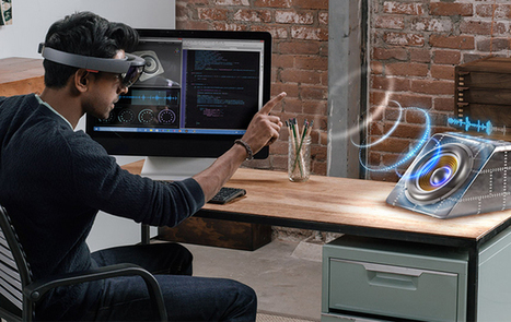 Microsoft comincia a pubblicizzare HoloLens con un nuovo video | Augmented World | Scoop.it