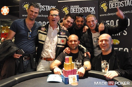 Turan Mecit remporte le chilipoker DSO Ibiza ! | Poker news France | Scoop.it