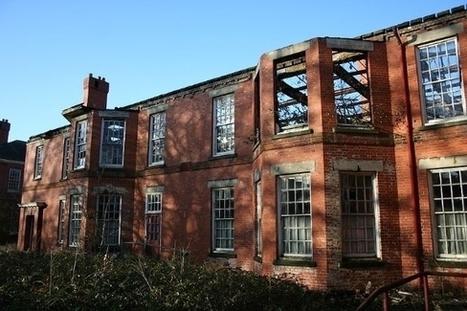 Creepy Abandoned Asylums | Modern Ruins | Scoop.it