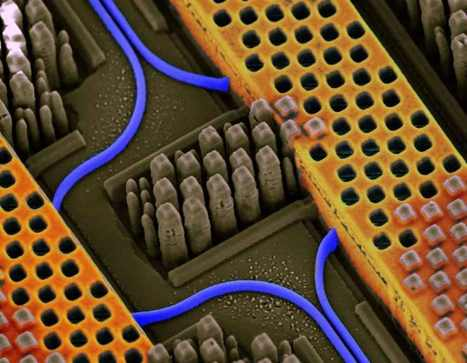 IBM invente les premiers circuits nanophotoniques bon marché | 21st Century Innovative Technologies and Developments as also discoveries, curiosity ( insolite)... | Scoop.it