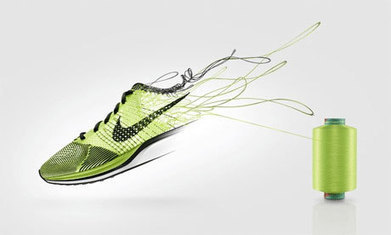 How Nike Flyknit revolutionized the age-old craft of shoemaking - The Guardian | Footwear Industry | Scoop.it