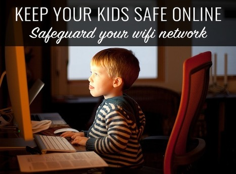 Protect your kids on your home network   iPhone, iPad, & Mac stuff   Scoop.it