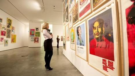A pop art show that's gone flat   Pop Art - Movimento Artístico   Scoop.it