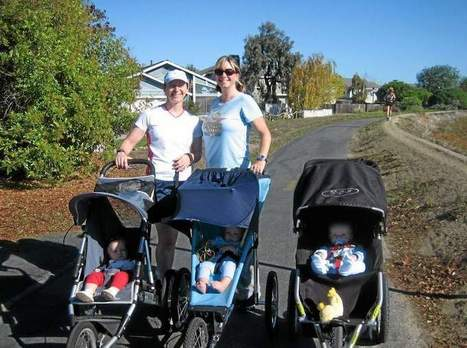 Hiking with babies and tots: Trail options grow - The Macomb Daily | RV Camping and Outdoor Fun | Scoop.it