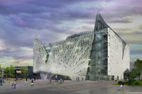 Pollution-guzzling, Air-cleaning Buildings | sustainable architecture | Scoop.it