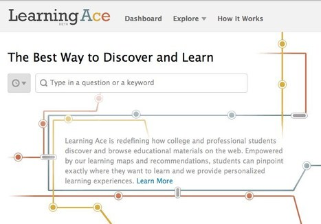 Learning Ace | Library Technology | Scoop.it
