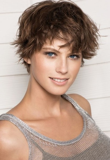 Trendy Short hairstyles 2014