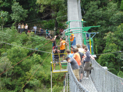 Excitement of Bungy Jump   Bungee Jump In Nepal   Scoop.it