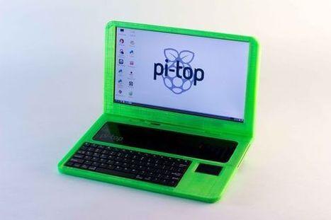 Pi-Top, a Raspberry Pi laptop you build yourself! | Indiegogo - Tech Top News | Raspberry Pi | Scoop.it