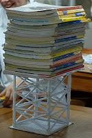 Contrucció d'estructures amb perfils de paper   La Tecnologia ens Transforma   Scoop.it
