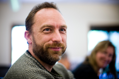 Jimmy Wales's Plan to Save the World With Mobile Phones | Crowd Funding, Micro-funding, New Approach for Investors - Alternatives to Wall Street | Scoop.it