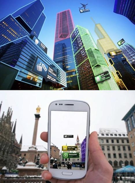 Futurix: Metaio AREngine, verso la città aumentata   Solamente interessante   Scoop.it