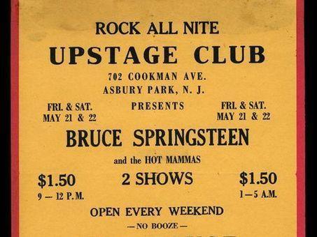 Springsteen legacy: Asbury Park's Upstage Club sold - Asbury Park Press | Bruce Springsteen | Scoop.it