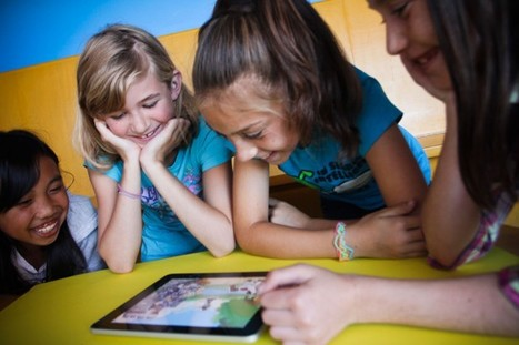 With 600K Users and 2M Stories Created, Launchpad Toys Updates Toontastic App | Transmedia 4 Kids | Scoop.it