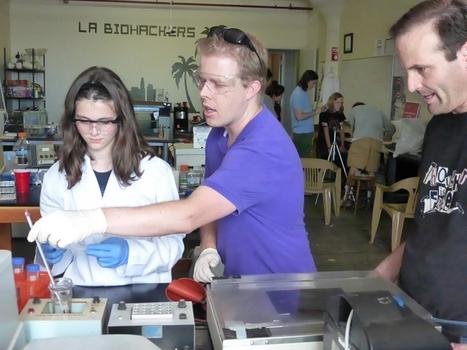 A Los Angeles, les LA Biohackers rêvent de biologie pour tous | Science 2.0 news | Scoop.it