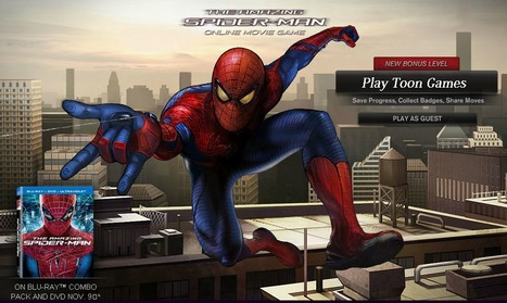 The Amazing Spiderman | abderrahmane errahmaouy | Scoop.it
