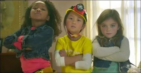 Viral GoldieBlox Video Sparks Copyright Claim From Beastie Boys | viral | Scoop.it