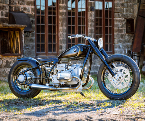 BMW R5 Hommage | Heron | Scoop.it