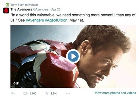 How @Marvel Perfected the Integrated Social Campaign | Simply Measured | Marketing digital - campagnes digitales - réseaux sociaux | Scoop.it