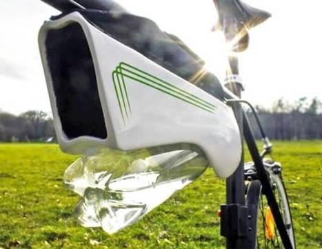 """Self-filling"" biking bottle pulls water out of thin air | Ô bô velô ! | Scoop.it"