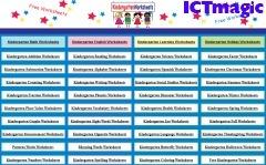 Kindergarten Worksheets   Education Tips and Info   Scoop.it