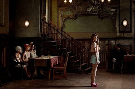 Erwin Olaf's hyperreal Berlin | It's beautiful after the end... | Scoop.it