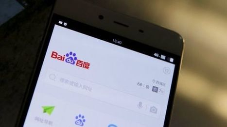 Baidu apps found to be 'leaking' personal data - BBC News | Ethical Issues In Technology | Scoop.it