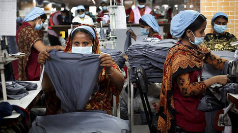 Nixon And Kimchi: How The Garment Industry Came To Bangladesh | Mrs. Watson's Class | Scoop.it