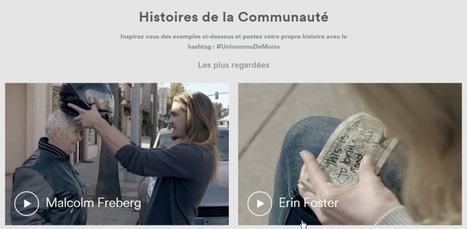 Air bnb et sa nouvelle stratégie de communication : #OneLessStranger ! | Le marketing digital du tourisme | Scoop.it