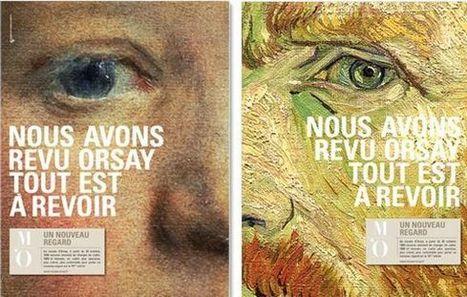 IL Y A 4 ANS ... Le Musée d'Orsay, revu et corrigé ! | Clic France | Scoop.it
