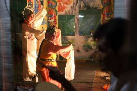 Long live Teochew opera! | Singapore Memories and History | Scoop.it