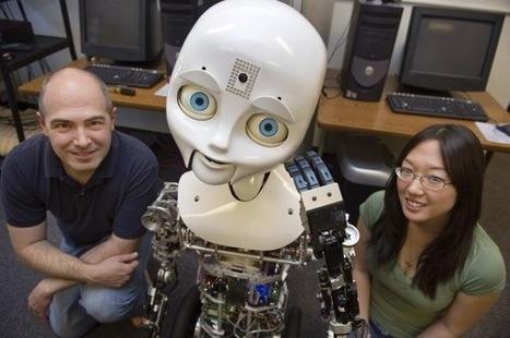 Nexi, le robot qui utilise le langage corporel | veille technologique sur la robotique 3A | Scoop.it