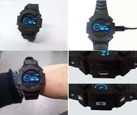 DIY Arduino Based Smart Watch   Raspberry Pi   Scoop.it