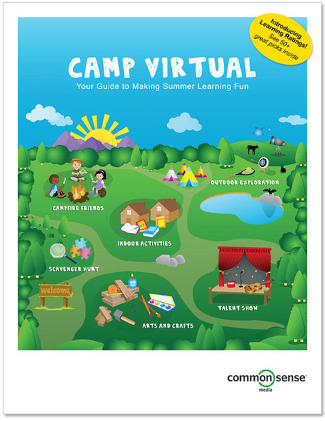Summer Learning Guide - Over 50 rated apps and resources for students to explore this summer | Communication and Autism | Scoop.it