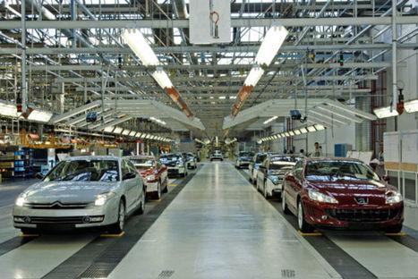 Un nouveau véhicule et 100 millions d'euros d'investissements pour l'usine PSA Rennes La Janais | Actualité PSA | Scoop.it