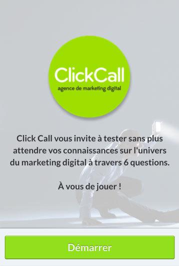Click Call Quizz #5 - Juin 2015 | Découvrir Click Call | Scoop.it