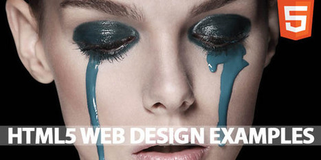 26 HTML5 Web Design Examples For Inspiration | Inspiration | Graphic Design Junction | Design Website | Scoop.it
