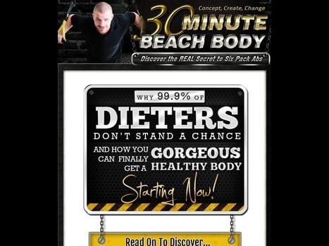 30 Minute Beach Body - Daily Scam Review   Ms.La'La TEAM BEACH BODY COACH   Scoop.it