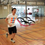 DVICE: Meet your quadrocopter jogging companion | The Robot Times | Scoop.it