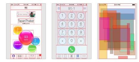 UIView+Debug    通过为UIView加上红色的边框来更方便地进行调试,你也可以尝试代码注释。 | App Developer | Scoop.it